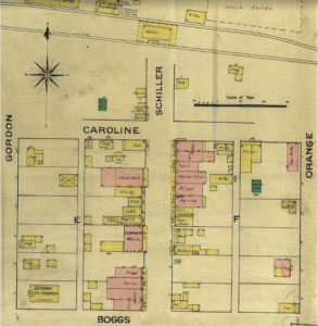 1878 Concordia Savings Bank Robbery