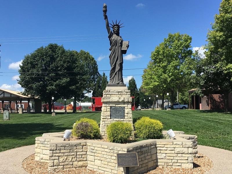 Concordia Statue of Liberty