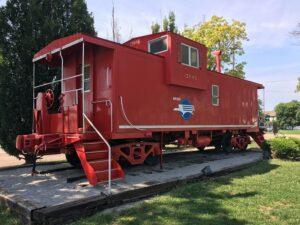 Railroad Service For Concordia