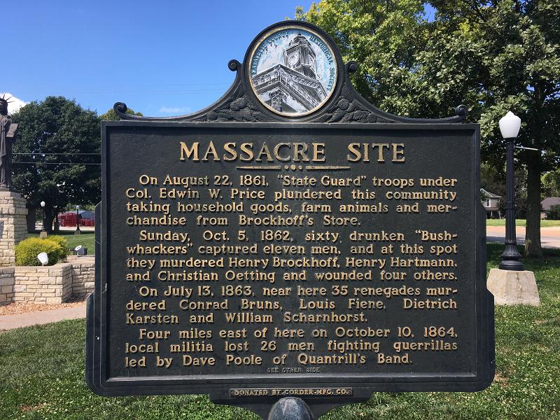 Concordia Massacre Site