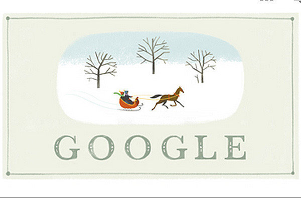 Google Chrismas Eve