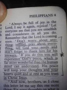 Phillipians 4