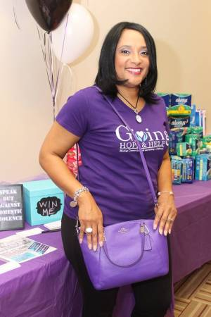 GHH Fem Drive Pic Of Jessica With Purple Purse And Products