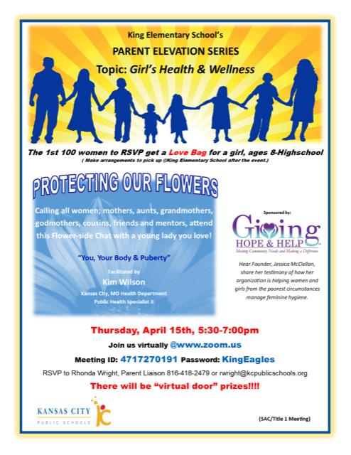 Girls health and wellness