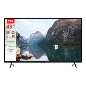 TELEVISOR TCL 43A423 43 PULGADAS 4K ANDROID TV
