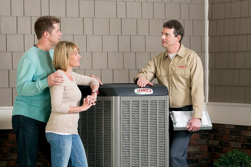 Lennox Air Conditioning unit (AC)