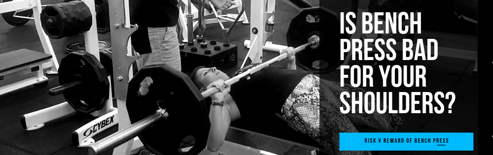 bench press proper form