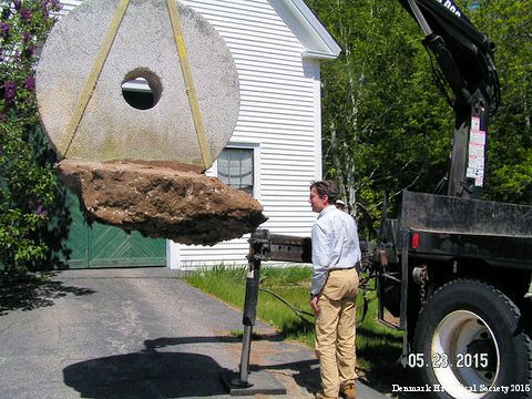 Moving the Millstone