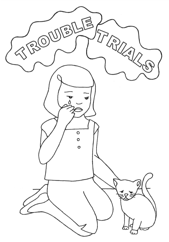 Girl Crying_Trouble Trials