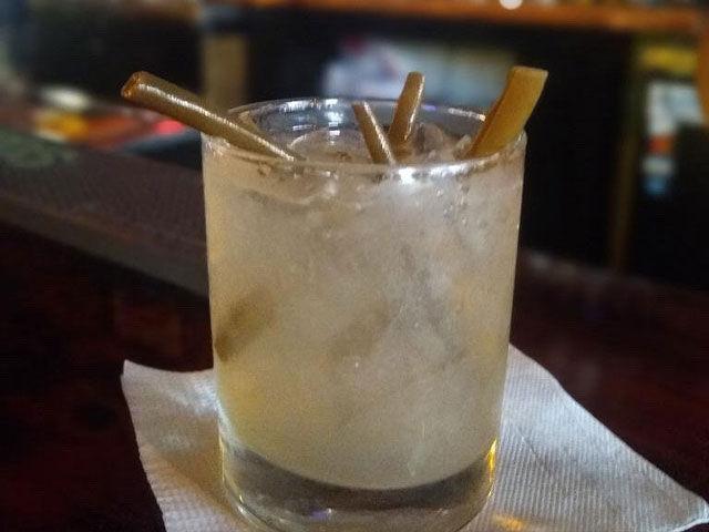 The Galapagos signature drink