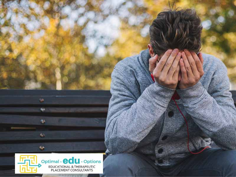 Children and stress: Optimal Edu Options offers these tips on keeping youth happy and healthy