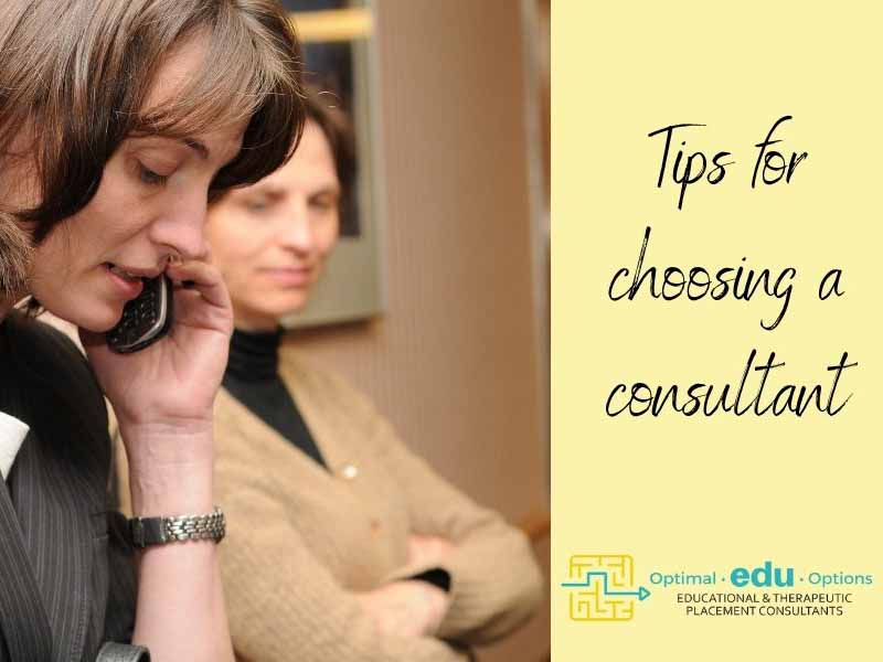 What parents need to know about choosing an educational and therapeutic placement consultant