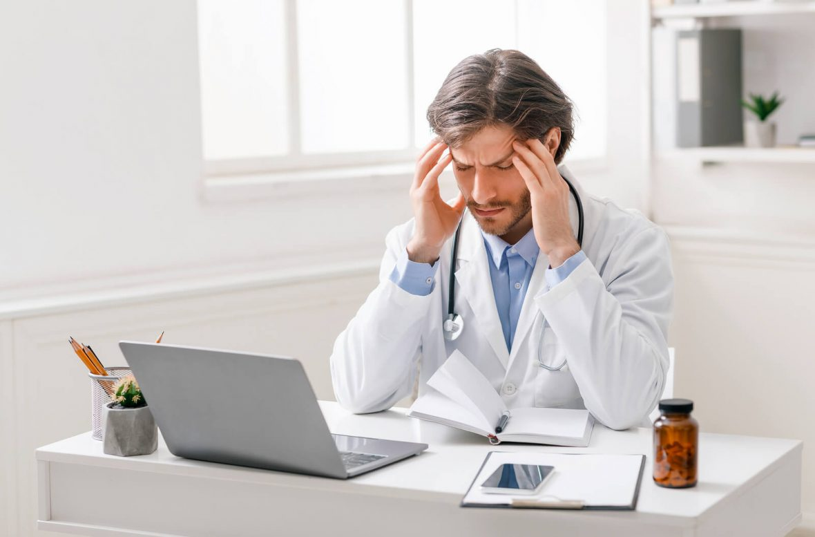 The Twofold Blow: The Ongoing Struggle of Physician Burnout amid the COVID-19 Pandemic