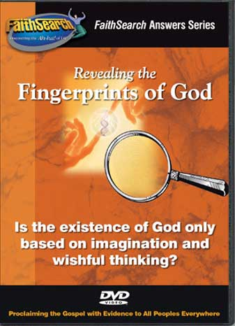 Revealing the Fingerprints of God DVD