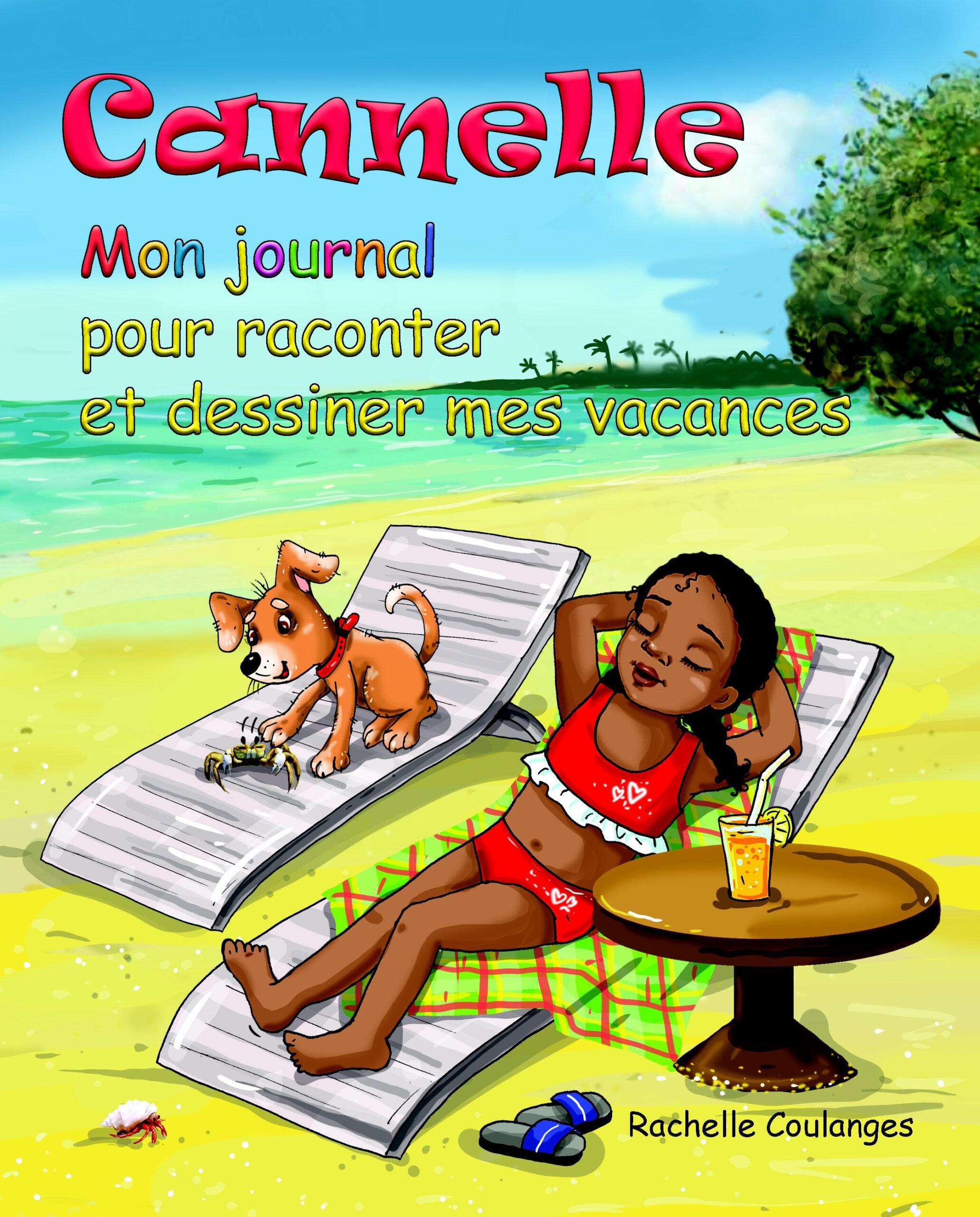 Offrez un journal de vacances à votre enfant !