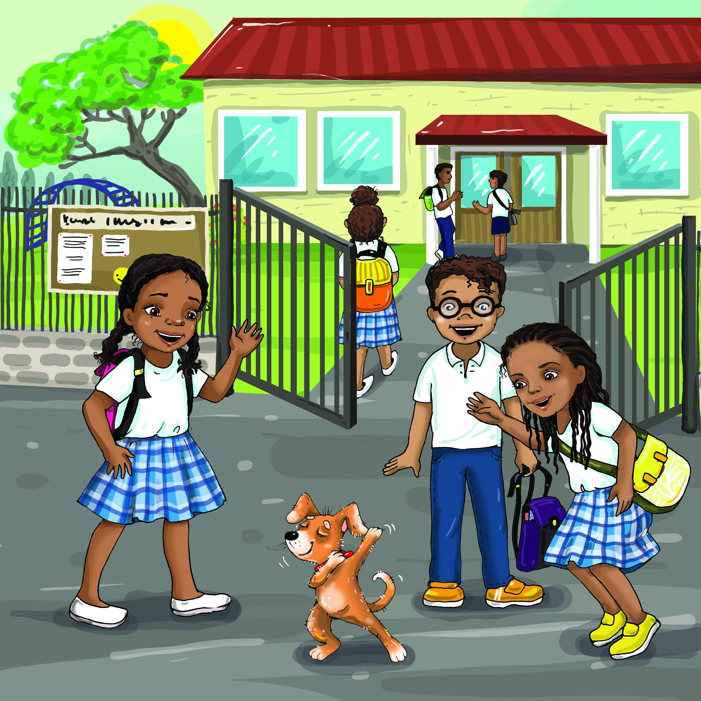 Un nouveau Cannelle arrive bientôt : Cannelle à l'école.