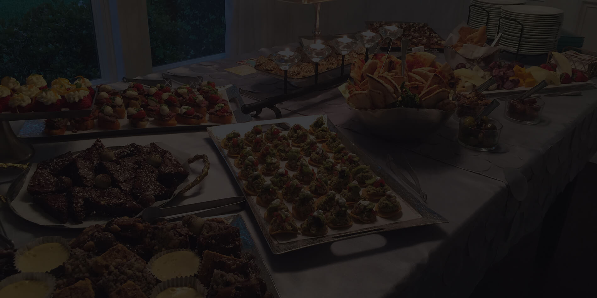 Rehearsal Dinner Catering