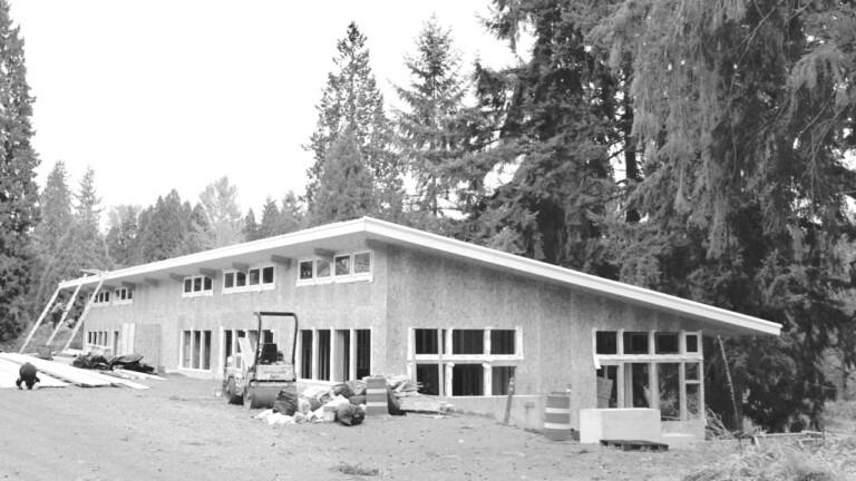 North Campus construction