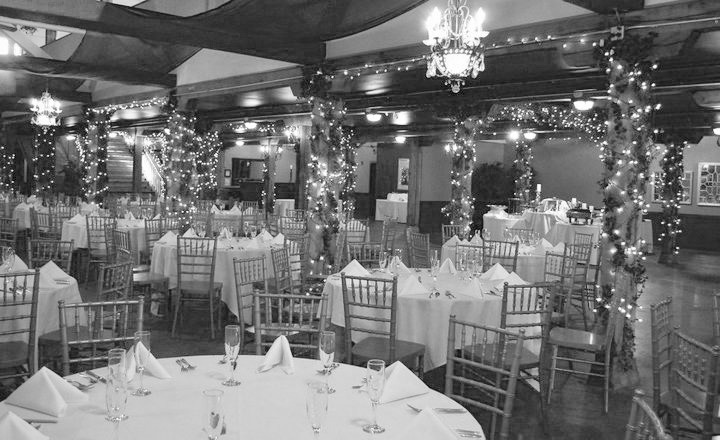 Lord Hill Farms banquet hall