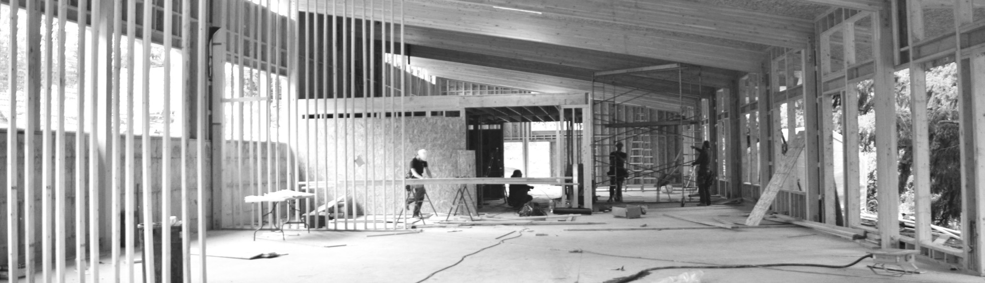Attic building construction