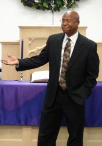 Pastor Dawson