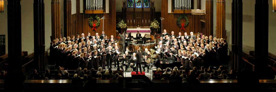 March 18 – Hickory Choral Society 40th Anniversary Celebration