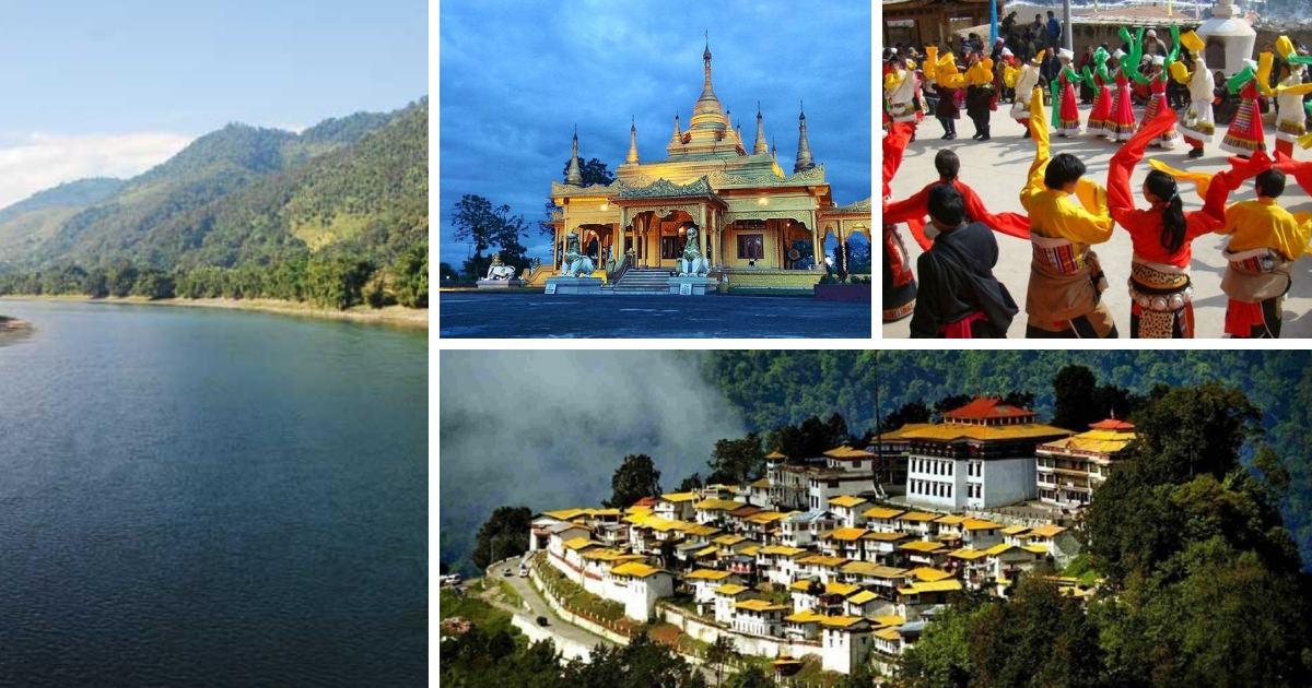 Arunachal Pradesh Facts