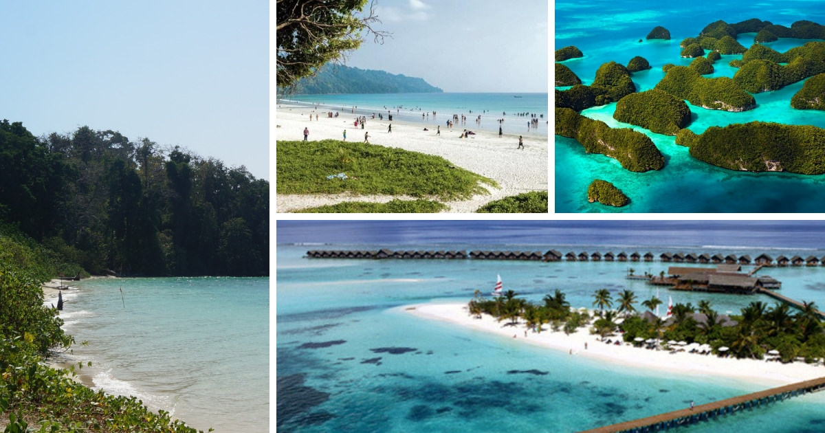 Facts about andaman and nicobar islands
