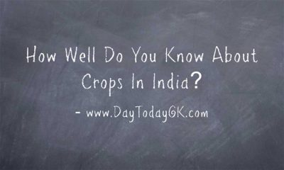 Indian Crops