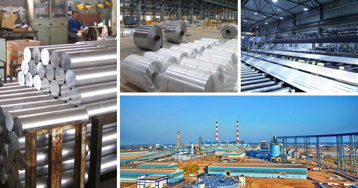 Aluminium Factories