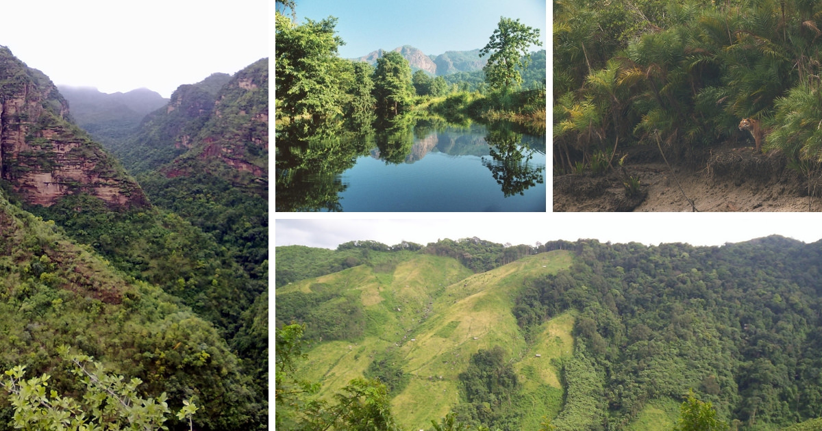 List of Biosphere Reserves in India.