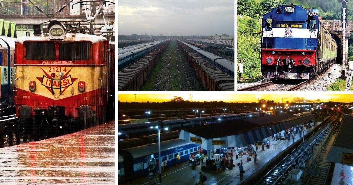 Railway Zones in India