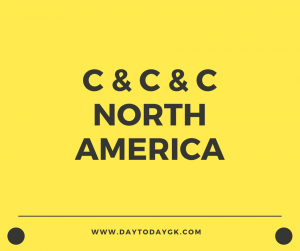 North American Countries Capitals Currencies