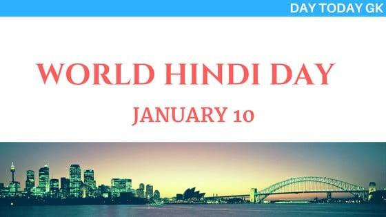 World Hindi Day