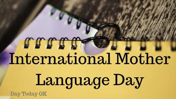 International Mother Language Day