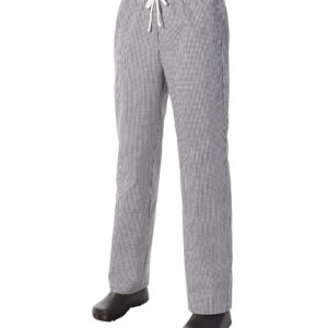 Checkered Chef Trouser