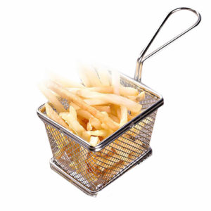 S.s French Fry Basket