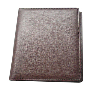 Menu Folder Economy Brown Color A4