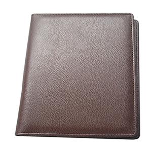 Menu Folder Economy Brown Color A4