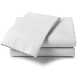 Plain White Bedsheet 190tc,220tc,300tc