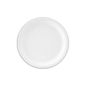 Round Quarter Plate