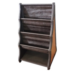 Newspaper Stand Leather
