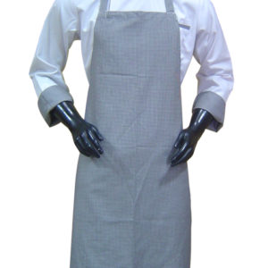 Checkered Chef Apron