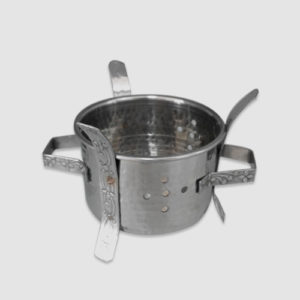 Hammered Food warmer