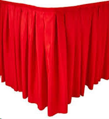 Skirting Red