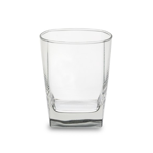 Square Juice Glass 190ml