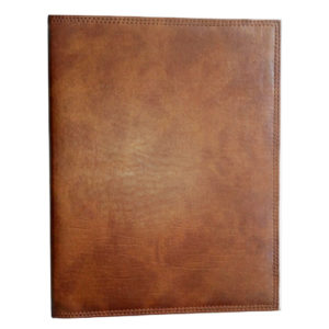 Menu Folder Executive Rust Color A4