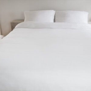 Plain White Duvet Cover 220tc,300tc