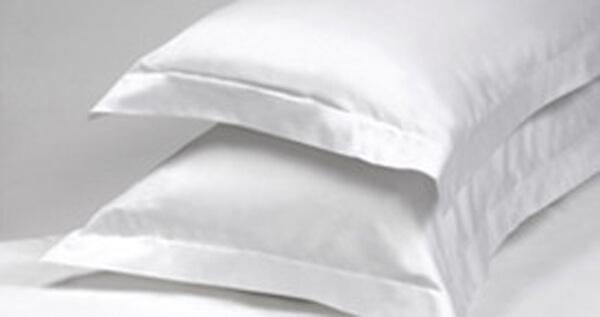 Plain White Pillow Cover 190tc,220tc,300tc