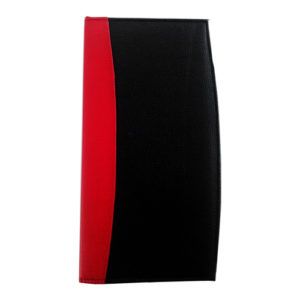 Bar Folder Economy Red & Black